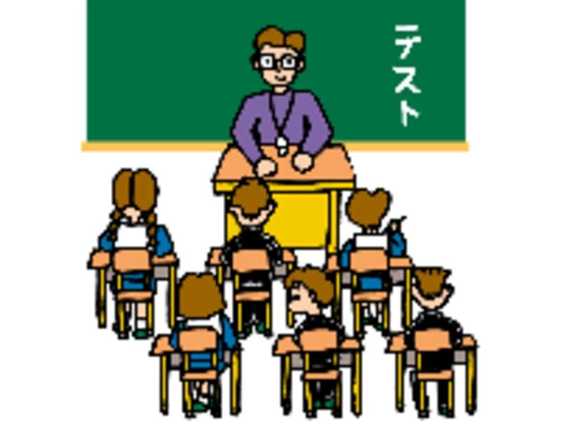 今年は全校で実施された全国学力テスト。