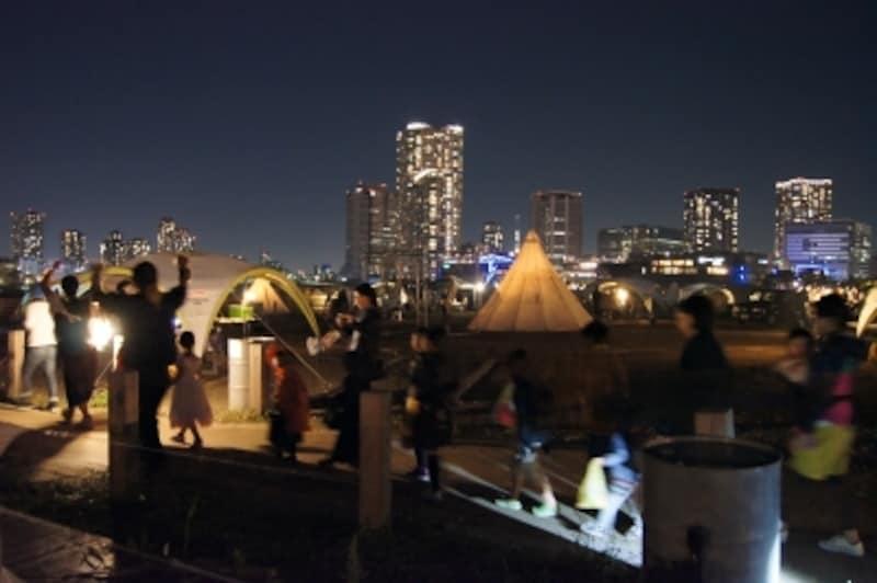 仮想大会で盛り上がるハロウィンカーニバル2012
