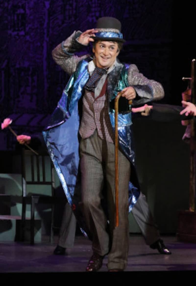 『ライムライト』(2019年4月シアタークリエで再演)写真提供:東宝演劇部