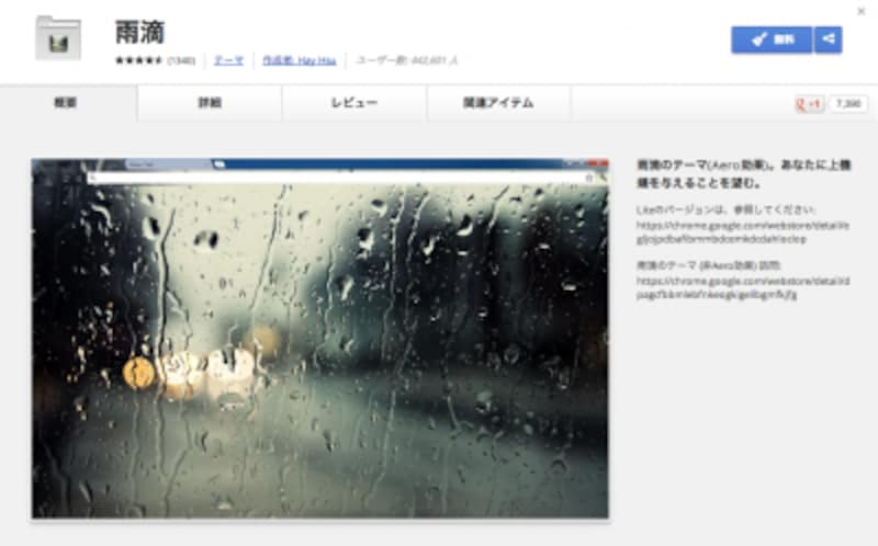 テーマundefined雨
