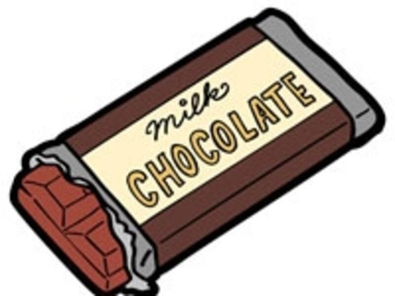フランスではチョコレートは標準税率で板チョコはなぜか軽減税率