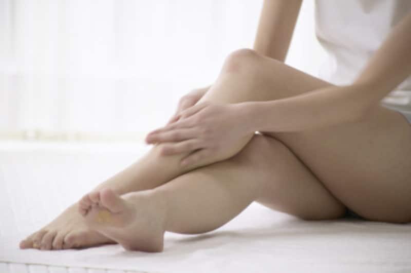 O脚・浮腫みは美脚の大敵