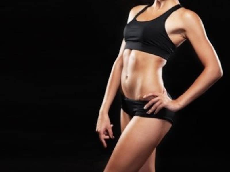 適度に筋肉もついて引き締まっているがアスリートっぽい