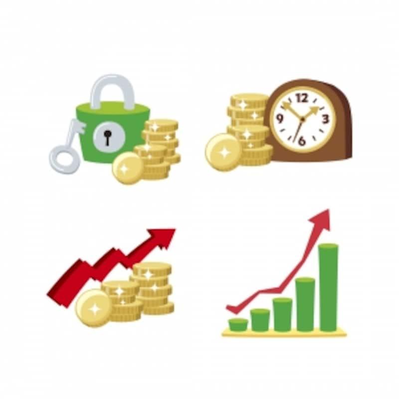 解約返戻金は時間の経過とともに増えていくが…。