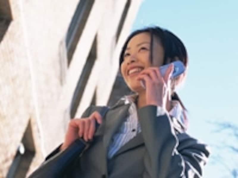 携帯を使う前でも、使い始めたあとでも、上手に活用したいのがキャリアショップ