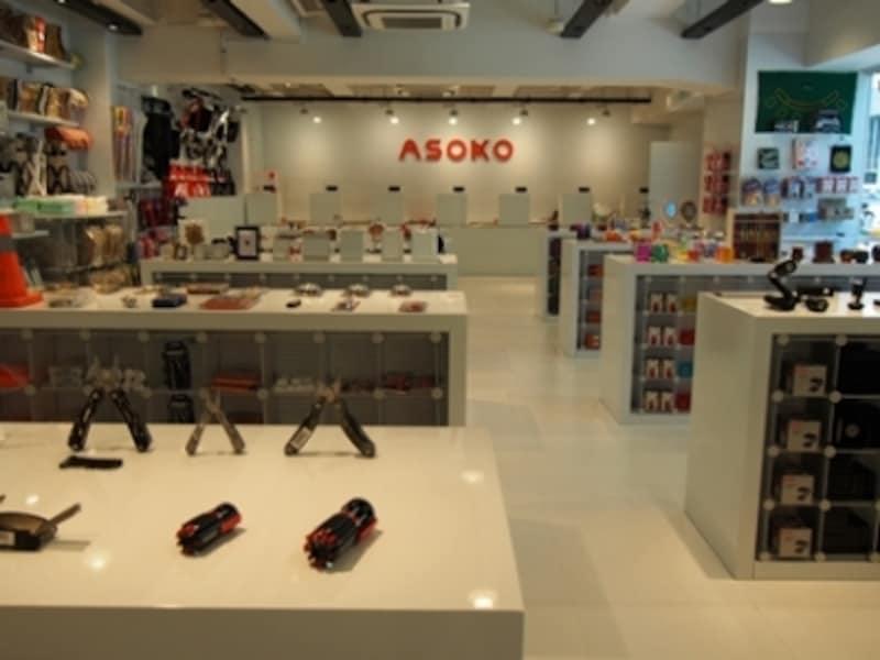明治通り沿いのASOKO(あそこ)原宿店undefined