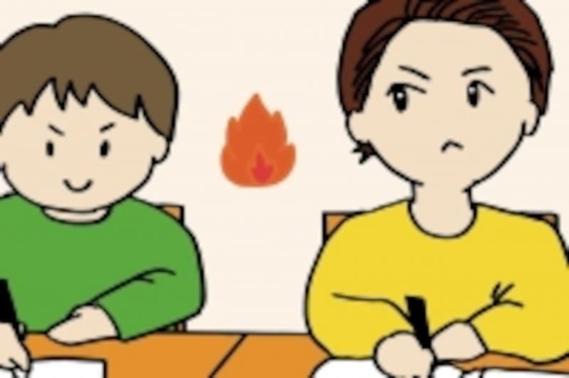 「自分の力で答えを出したい」という性格の子どもは中学受験算数への適性があります。