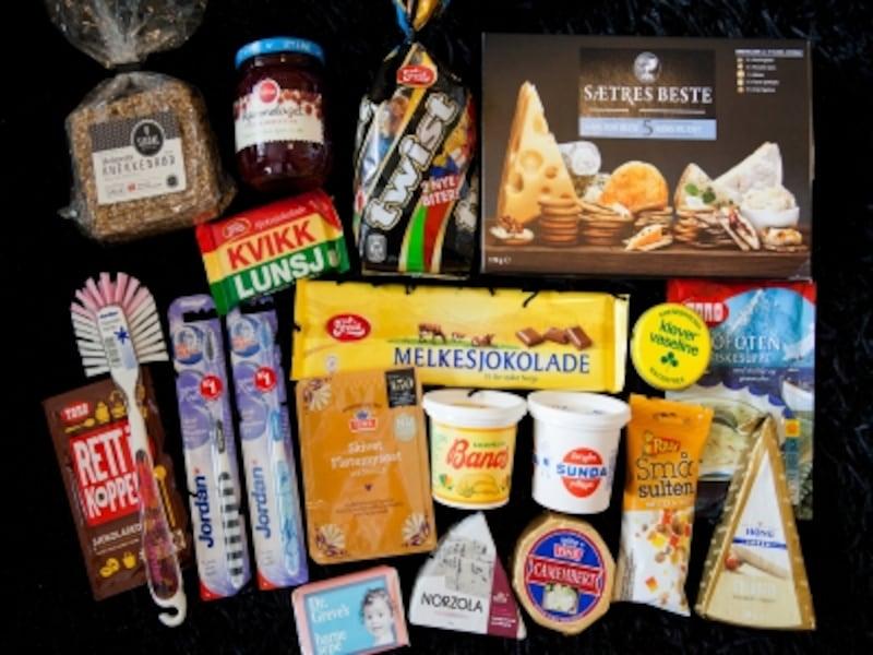 ノルウェーのスーパー