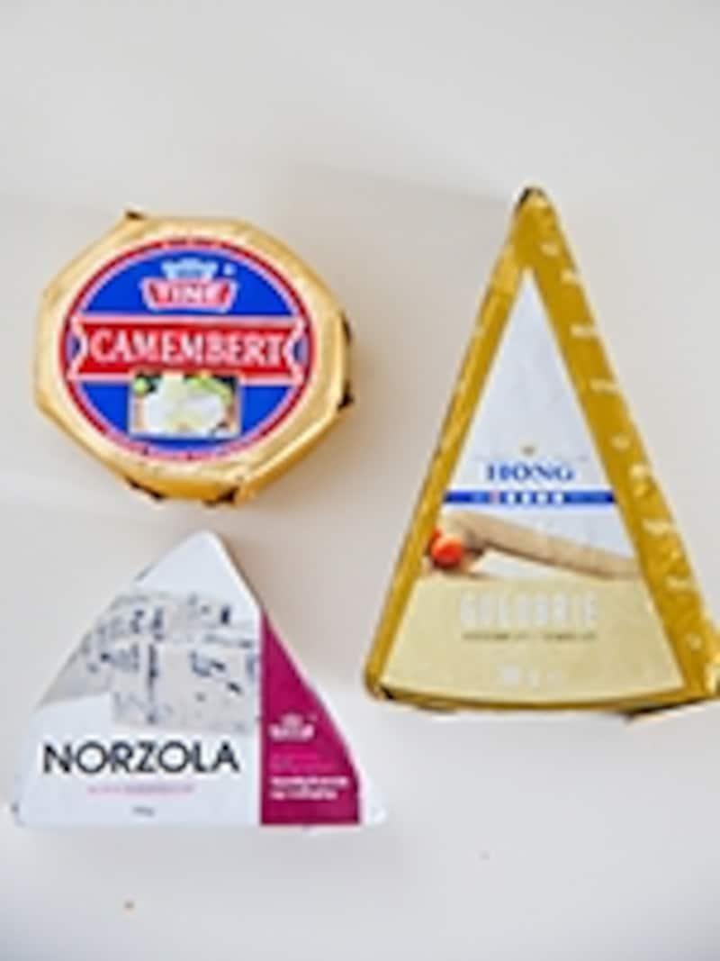 ノルウェーチーズ
