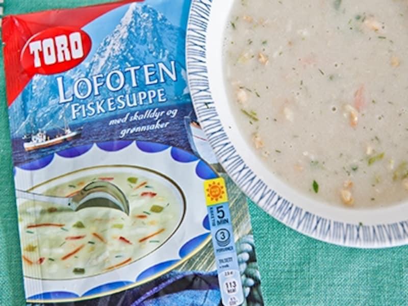 ノルウェーのスープ