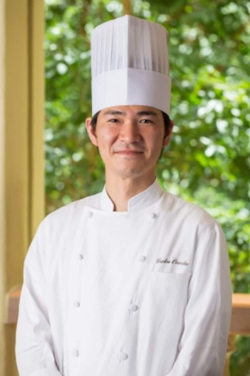 ペストリーシェフ長田学氏