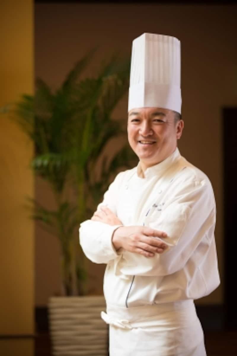 総料理長大沢達也氏