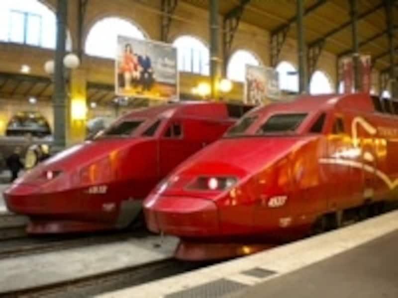 ベルギーと周辺国を結ぶ高速特急タリス