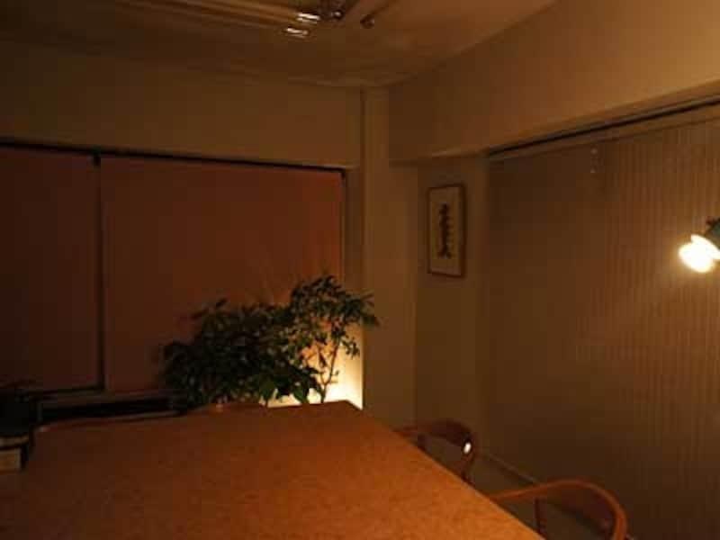 """ライトレシピ""""くつろぐ""""シーン"""