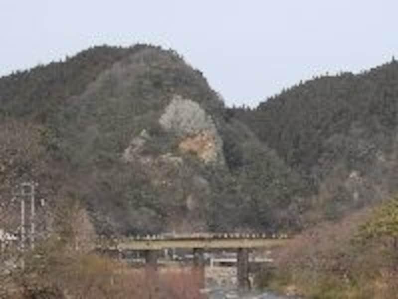 水戸黄門が度々訪れた景勝地・矢祭山