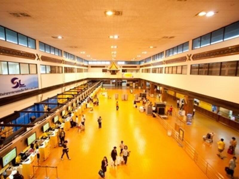 ドンムアン空港再稼働