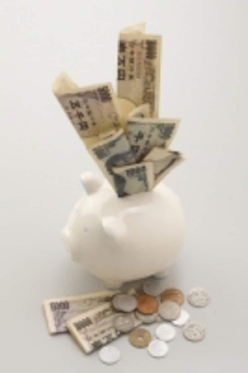ボーナス貯蓄は貯まるスピードが違います!!