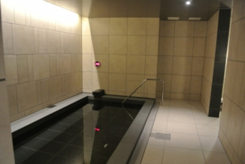 月島荘の大浴場