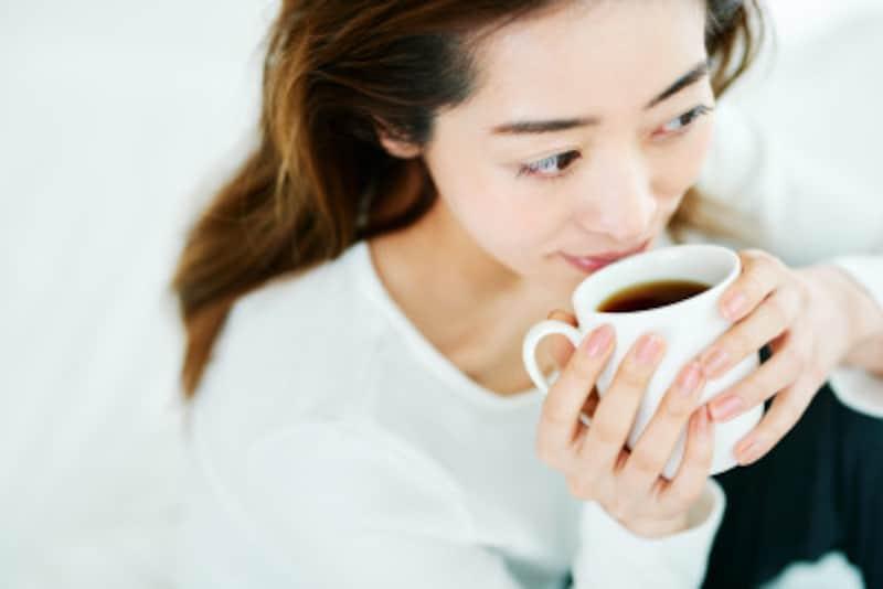 カフェインも水分も、摂るときはほどほどに
