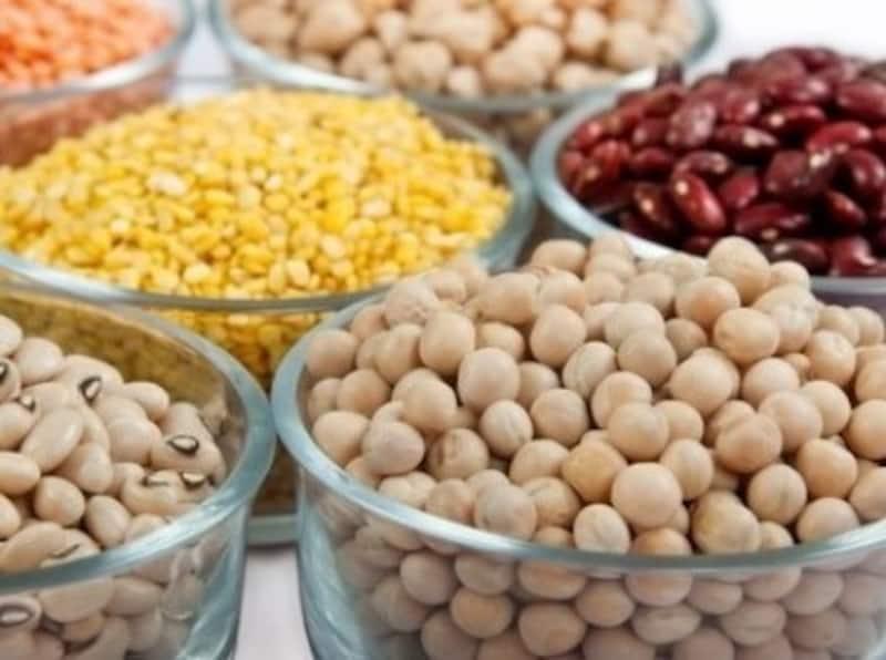 ぽっこりお腹を解消する食べ物豆類