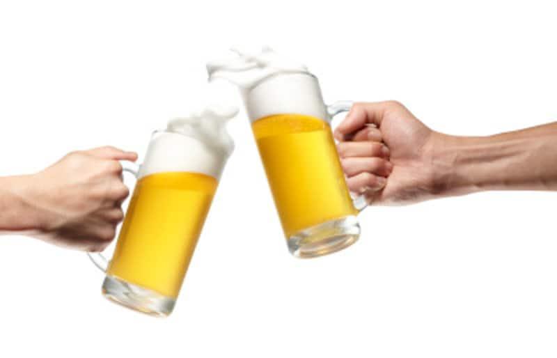 上手にお酒とつきあいましょう。