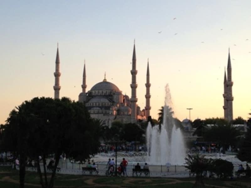 スルタンアフメットモスク
