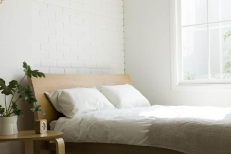 枕元まわりの環境で運気が変わる