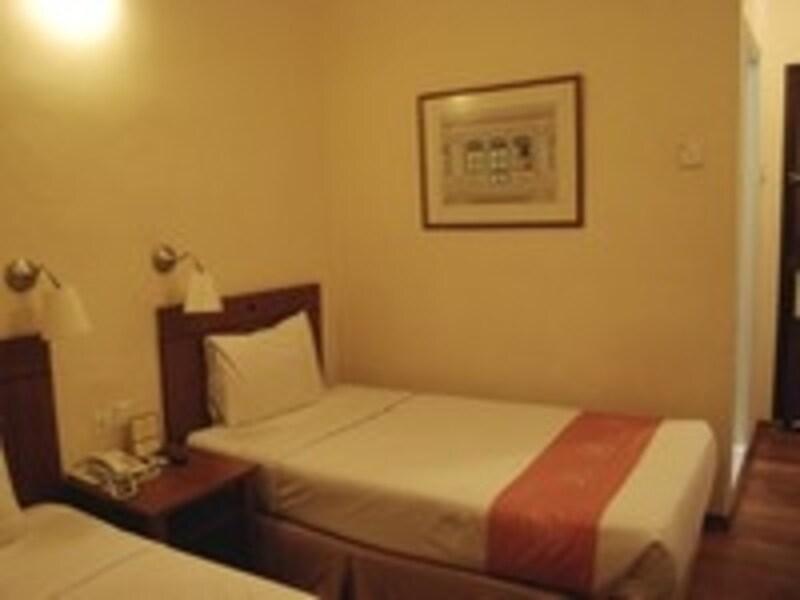 ホテル・プリ・マラッカの部屋