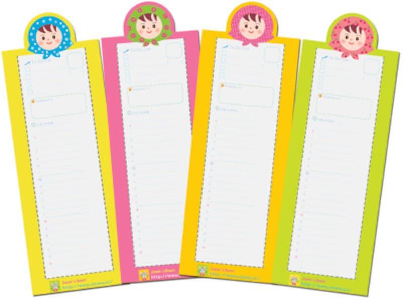 Zowie'sRoom手帳リフィル無料ダウンロード