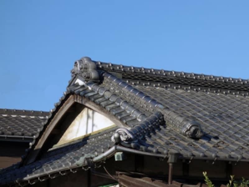 入母屋の屋根