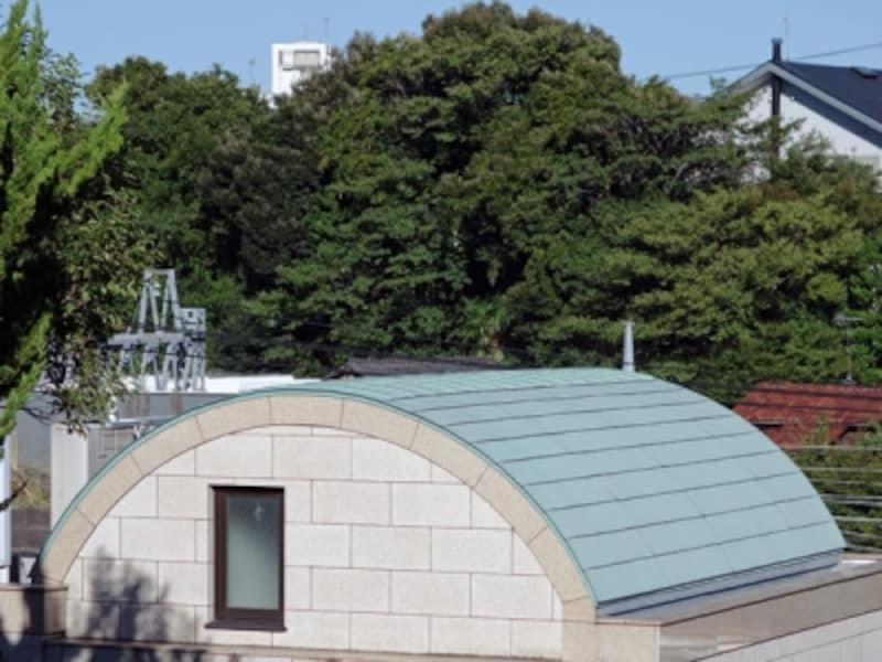 ヴォールト屋根の例
