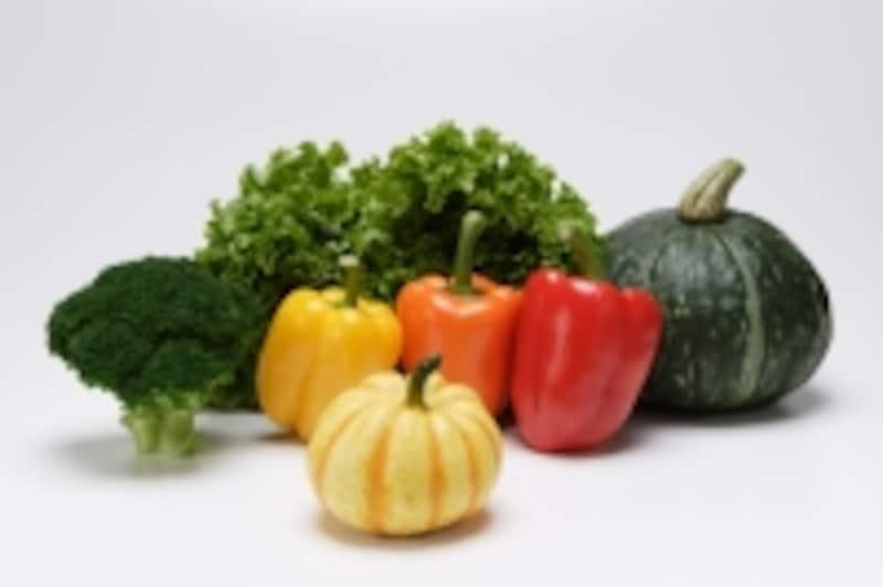炭水化物は米、小麦ではなくたくさんの野菜から摂取