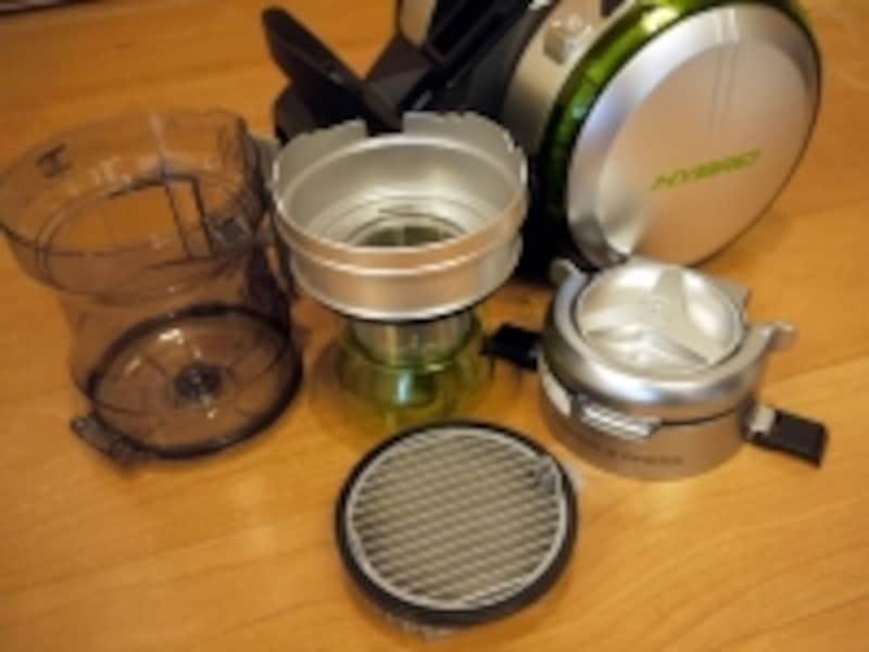 パナソニック:ハイブリッド電源掃除機【MC-HS700G】