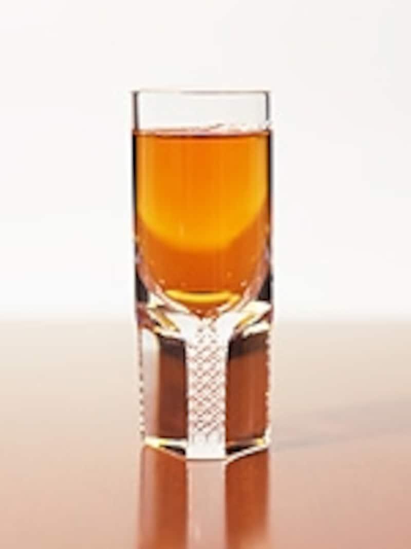 バーボン・ストレート