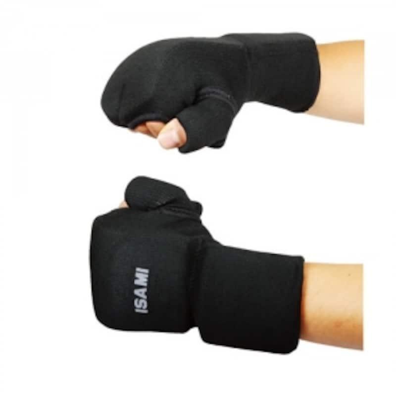 拳サポーターundefinedL-3058(黒)