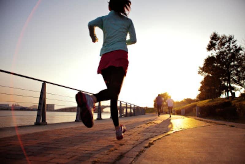 加圧トレーニング後の有酸素運動で脂肪を燃焼!