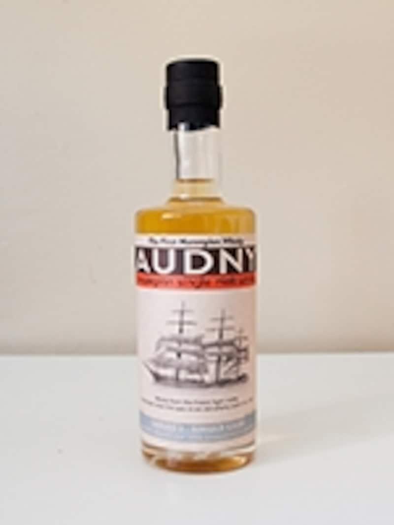 初のノルウェー産ウイスキー