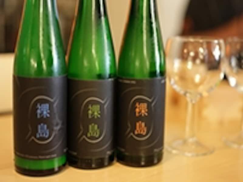 ノルウェー産日本酒