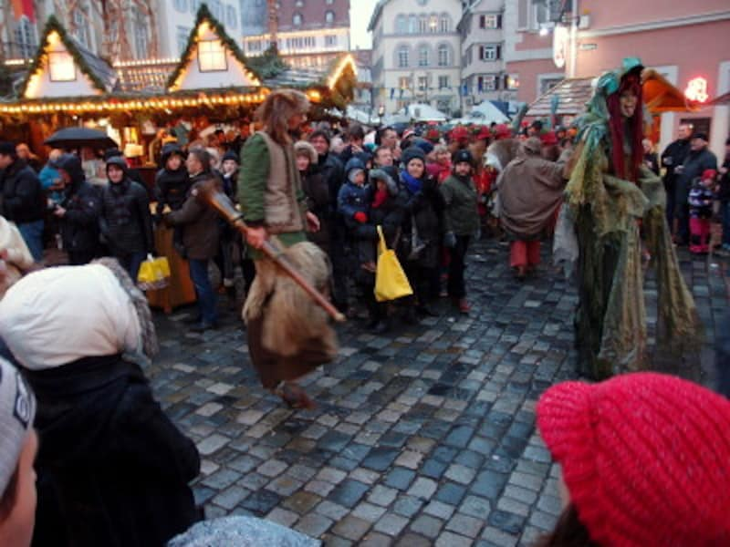 エスリンゲンのクリスマスマーケット