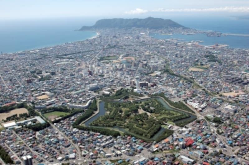 函館のおすすめパワースポット!冬の人気観光地とその見所
