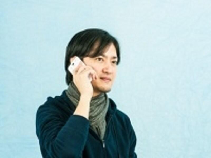 最初の連絡は、男性から。メールではなく、電話をするのが鉄則