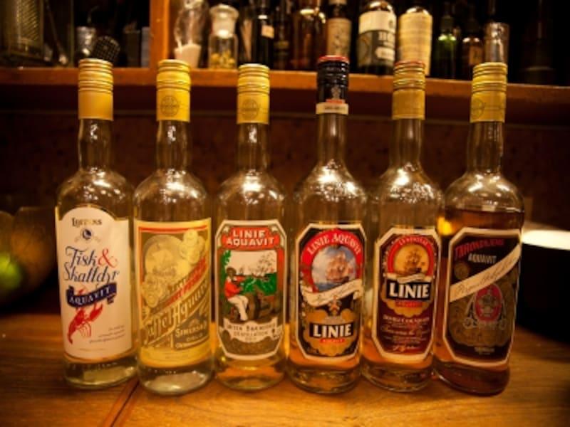 ノルウェーのお酒undefinedアクアヴィット
