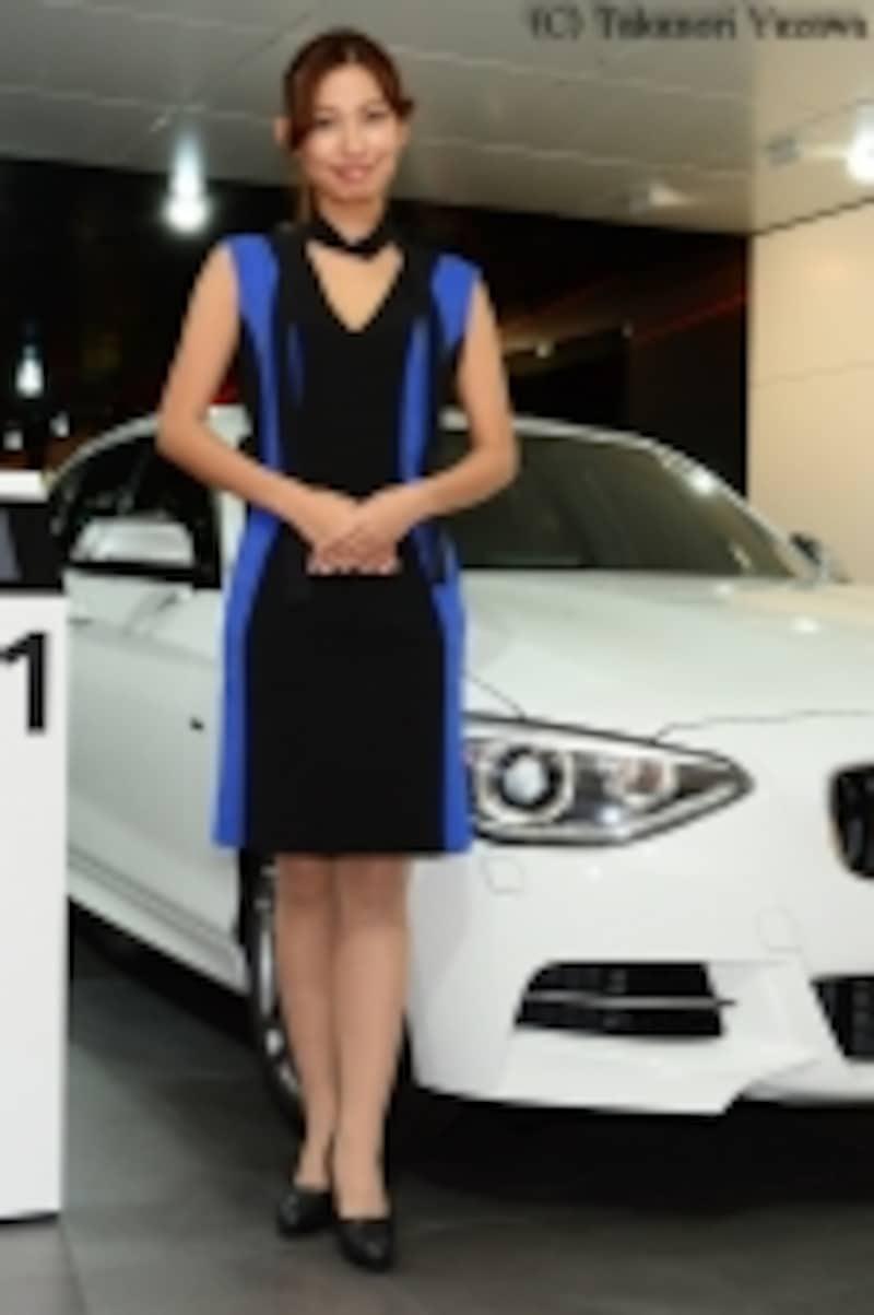 中岡優姫/BMW