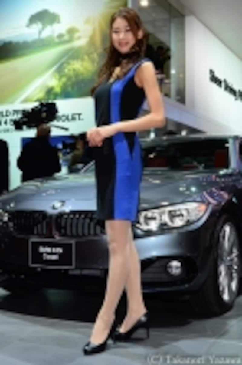 前勝瞳/BMW