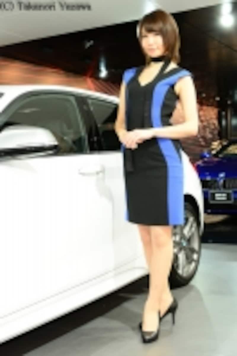 織井美有/BMW