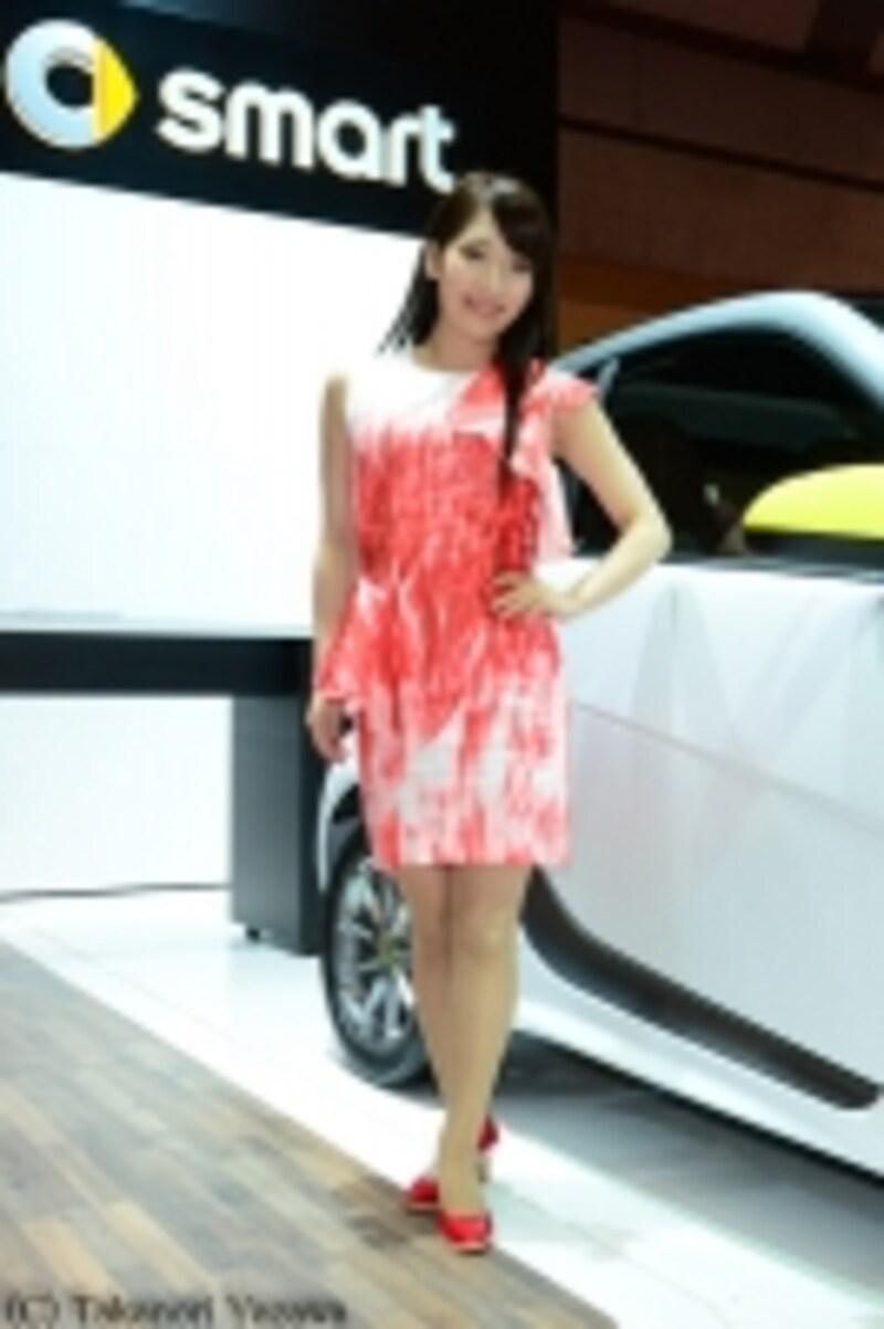 七条彩華/Mercedes-Benz