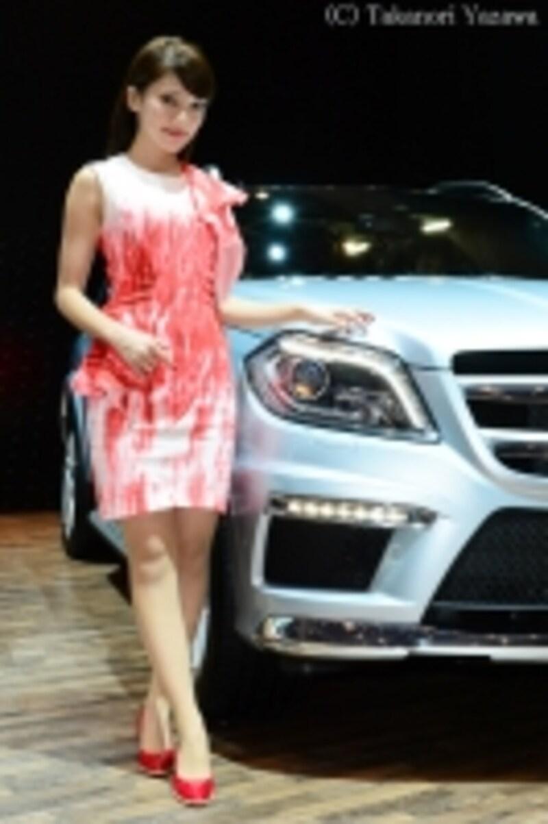 戸崎奈津/Mercedes-Benz
