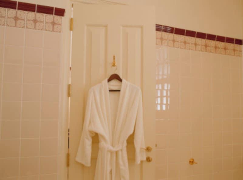 お風呂の蒸気も乾燥対策になる