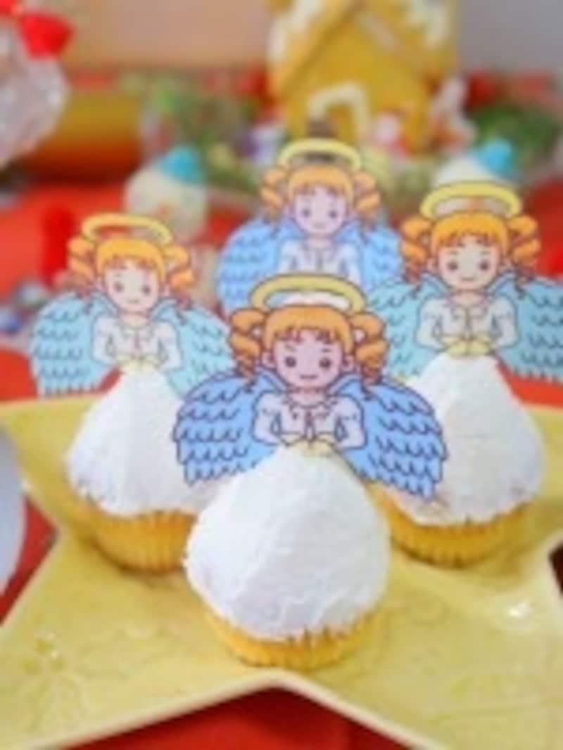 天使ケーキ