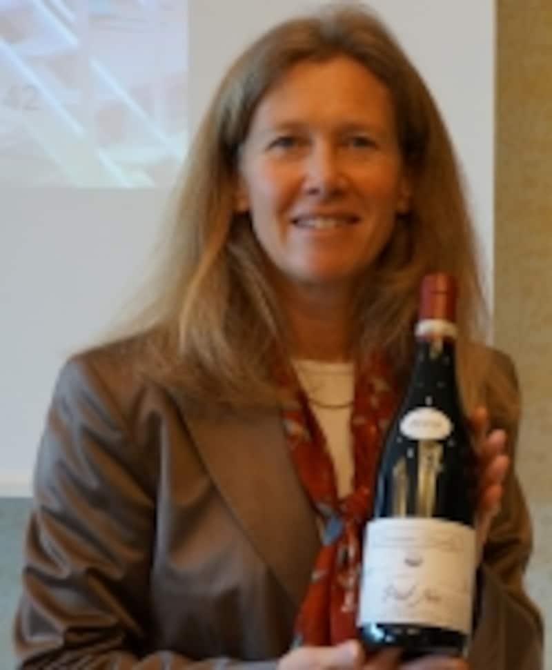 ジョセフ・ドルーアンの醸造責任者、ヴェロニク・ドルーアン